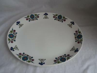 Midwinter Country Garden 13 1/2 inch Platter - Free UK Delivery
