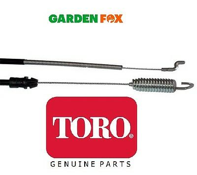 Genuine TORO Traction CLUTCH CABLE (20654, 20655, 20656) 100-3936 - 764 #X