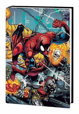 MARVEL: Spider-Man by David Michelinie and Erik Larsen Omnibus HC (Neu/OVP)