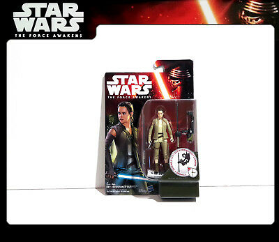 STAR WARS The Force Awakens (TFA): Rey (Resistance Outfit) (OVP)