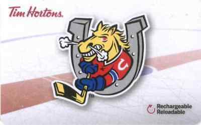 Gift Card: 2017 Tim Hortons Canada OHL Barrie Colts, FD57084 new collectible