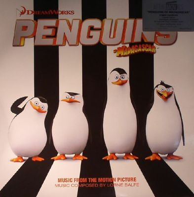 BALFE, Lorne - Penguins Of Madagascar (Soundtrack) - Vinyl (LP)