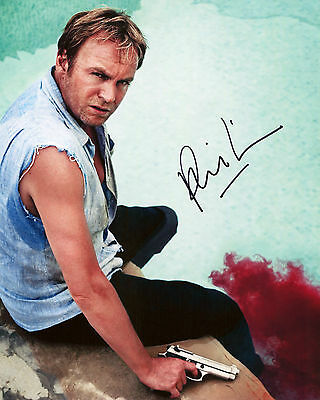 Philip Glenister - Quinn - Mad Dogs - Signed Autograph REPRINT