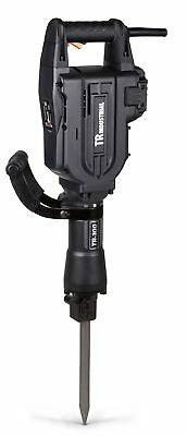 TR Industrial TR89305 60 Joules Electric Jack Hammer for Demolition Graphite
