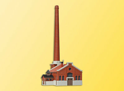 Kibri Kit 36605 NEW Z BOILER HOUSE WITH CHIMNEY