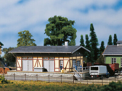 Auhagen kit 13309 NEW TT FREIGHT SHED