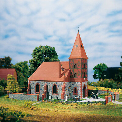Auhagen kit 11405 NEW HO CHURCH