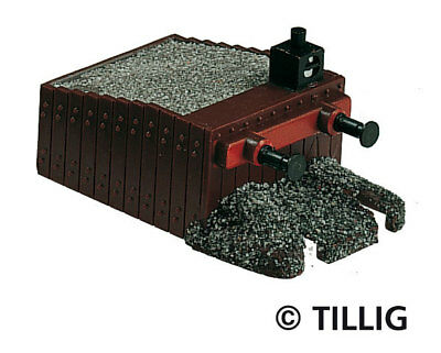 Tillig 7950 NEW  BUFFER STOP WITHOUT TRACK