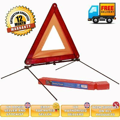 Emergency Breakdown Warning Triangle European Road Hazard Safety