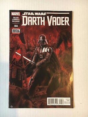 Marvel Comics: Star Wars Darth Vader #4 (2015) - BN Bagged and Boarded