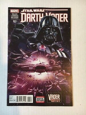 Marvel Comics: Star Wars Darth Vader #13 (2016) - BN Bagged and Boarded