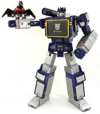 Takara TRANSFORMERS MASTERPIECE MP13 MP-13 Soundwave Action Figure TOY GIFT
