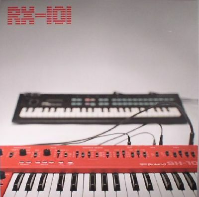 "RX 101 - EP 2 - Vinyl (limited 12"")"