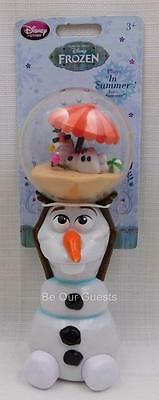 Disney Store Olaf Singing Musical Wand Frozen New Snowman
