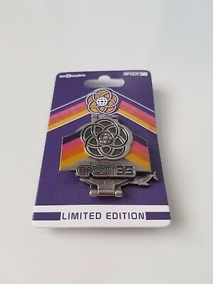 New Epcot 35 35th Anniversary Limited Edition Epcot Icons Pin LE 3000 Figment