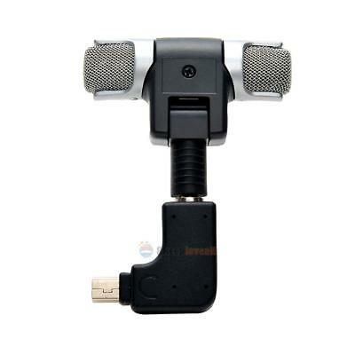 Side Open Skeleton Housing Case Microphone Adapter Kit for GoPro Hero 3 3+4
