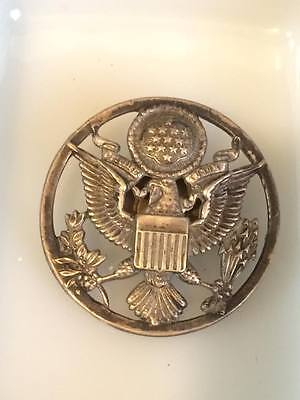 WW2 Air Force United States Eagle Military Badge