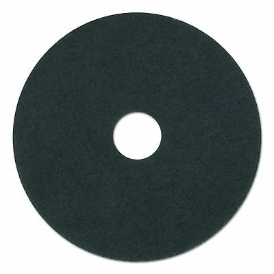 "Boardwalk 4020BLA Standard Floor Pads 20"" Diameter Black (Case of 5)"