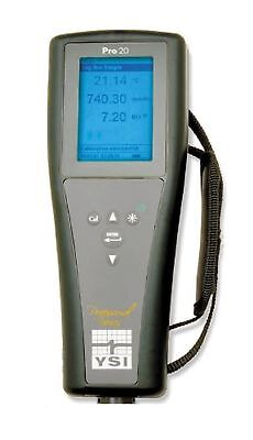 YSI Pro20 Lab/Field Dissolved Oxygen/Temperature Meter, 0 to 50 mg/L, 0.1 mg/...