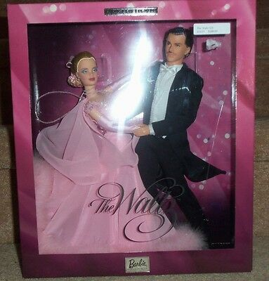 Barbie The Waltz Barbie and Ken 2 Doll Giftset 2003 Mattel MINT NRFB NEW