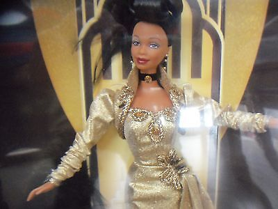 Mattel MGM Golden Hollywood Barbie NEW African American 75 Years of Film Magic
