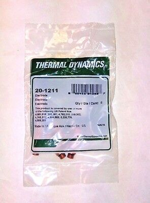 Thermal Dynamics 20-1211 Electrode (Sold 5 per pack)