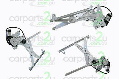 TO SUIT TOYOTA CAMRY SK20  WINDOW REGULATOR 07/97 to 07/02 RIGHT