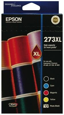NEW Epson T275792 273 XL  Ink Cartridge Value Pack