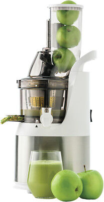 NEW Aquaport PRO-WFJP-WD Whole Fruit Cold Press Juicer