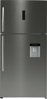 NEW Hisense HR6TFF600SD 593L Top Mount Refrigerator