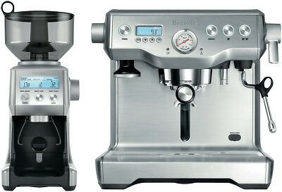 NEW Breville BEP920BSS The Dual Boiler with Smart Grinder Pro