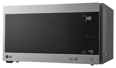 NEW LG MS2596OS NeoChef 25L 1000W Inverter Stainless Steel Microwave