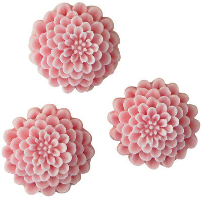 NEW Lakeland 17712 Chrysanthemum Silicone Icing Mould
