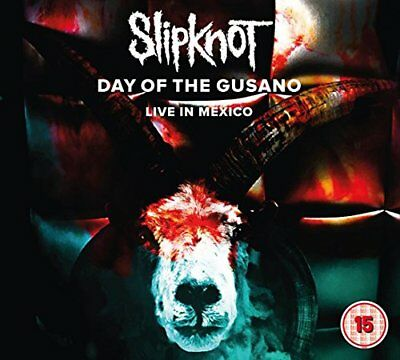 Slipknot - Day Of The Gusano Live In Mexico - Sealed Vinyl LP + DVD