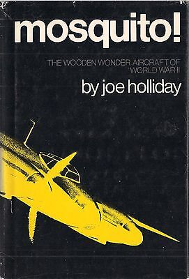Mosquito! by Joe Holliday  1970 First edtion.