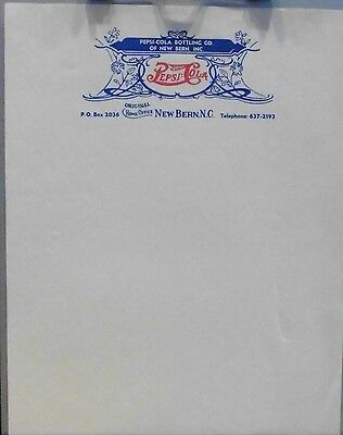 Advertising Soda Pepsi Stationary