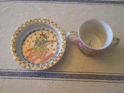 The Essex Collection Children's Pat-A-Cake Bowl and Mug