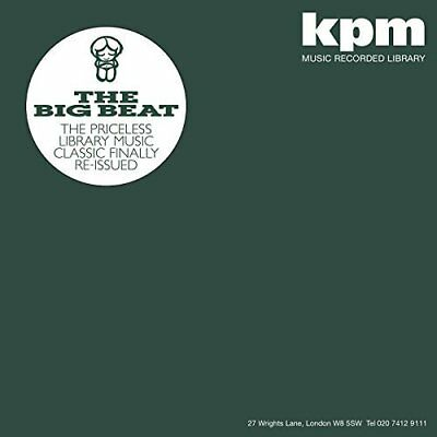 Tummy Touch KPM 1000 - The Big Beat Vol 1