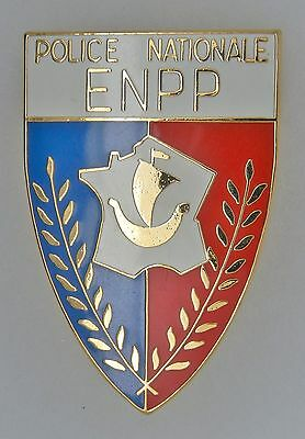 Insigne Police - Obsolete - Police Nationale - E. N. P. P.