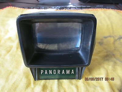 Vintage Panorama Illuminated Viewer with Batteries Working