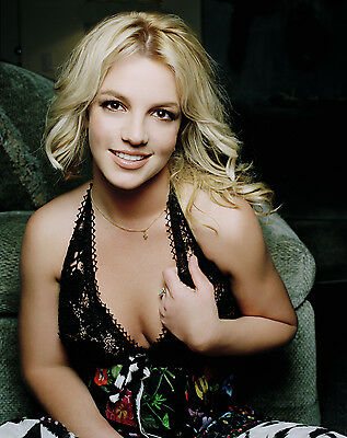Britney Spears Unsigned 8x10 Photo (26)