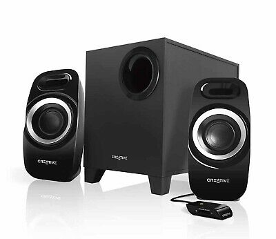 T3300 Inspire Professionally Sound Stereo Multimedia Creative Speaker System