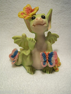 Pocket Dragon   ' COLLECTING BUTTERFLIES '    Mint. VERY RARE!!