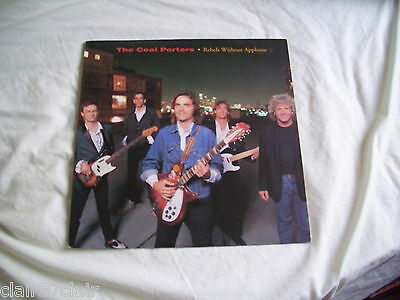 THE COAL PORTERS rebels without applause lp