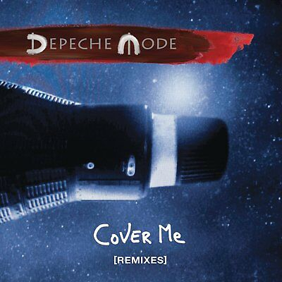 Depeche Mode Cover Me (Remixes) Cd Single - New Release October 2017