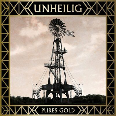 Unheilig - Best Of Vol. 2 – Pures Gold CD NEU & OVP VÖ 06.10.2017