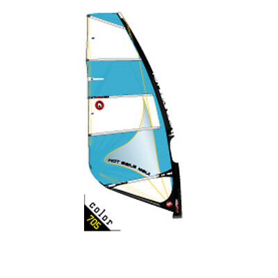 Hot Sails Maui SUPER FREAK windsurfing sail Wave / Bump & Jump / Freeride 4.0m