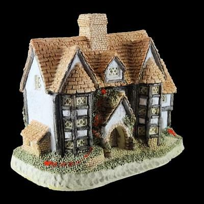 Vintage 1985 David Winter Miniature Cottage - SHIREHALL - Made in England