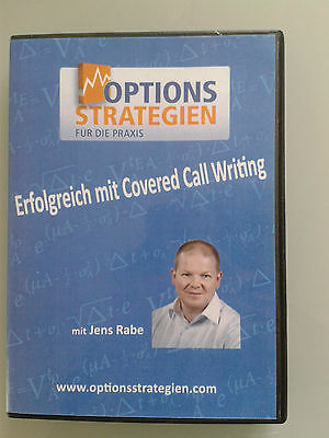 Optionsstrategien - Erfolgreich mit Covered Call Writing (mit Jens Rabe)