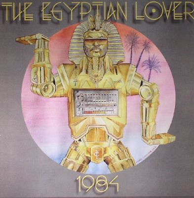 EGYPTIAN LOVER - 1984 - Vinyl (gatefold 2xLP)